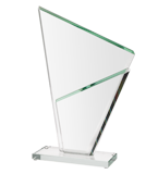 Glass trophy GS802-28 1