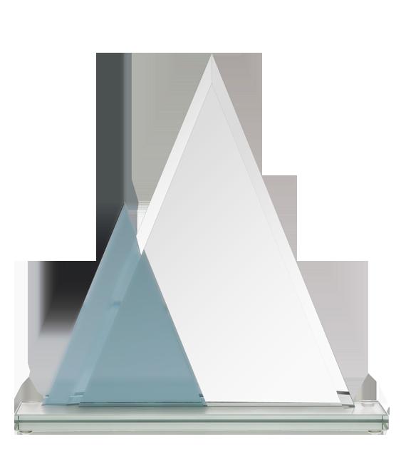 Стеклянная статуэтка GS100-22 2