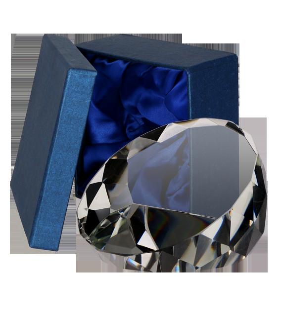 Glastrophäe T027 6