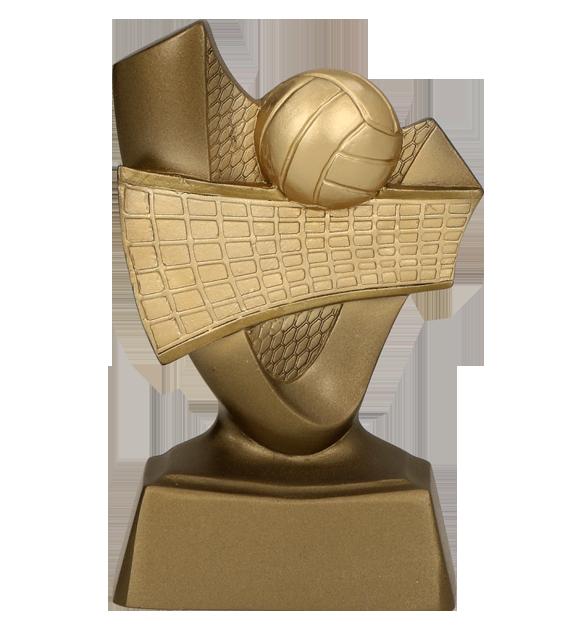 Статуэтка литая - волейбол RP4027 2