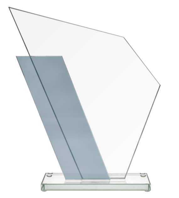 Glass trophy GS615-22  2