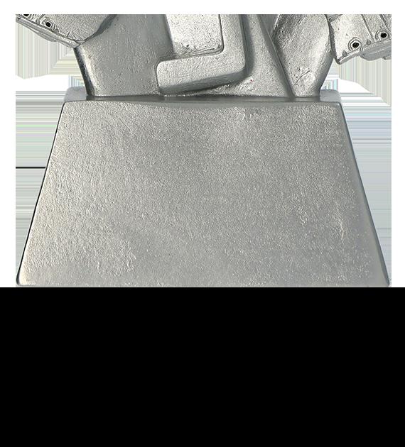 Figur gegossen – hockey RP60012/S/G 5