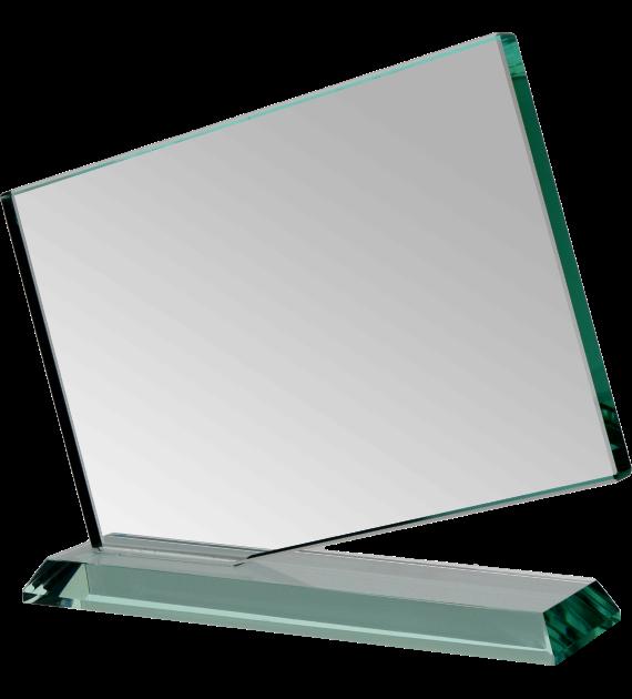Glass trophy G036 1