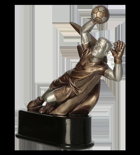 Trofeo di resina – calcio RFST3018/BR 1