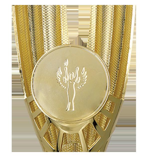 Kunststoff-Pokal Gold 7238MC 4