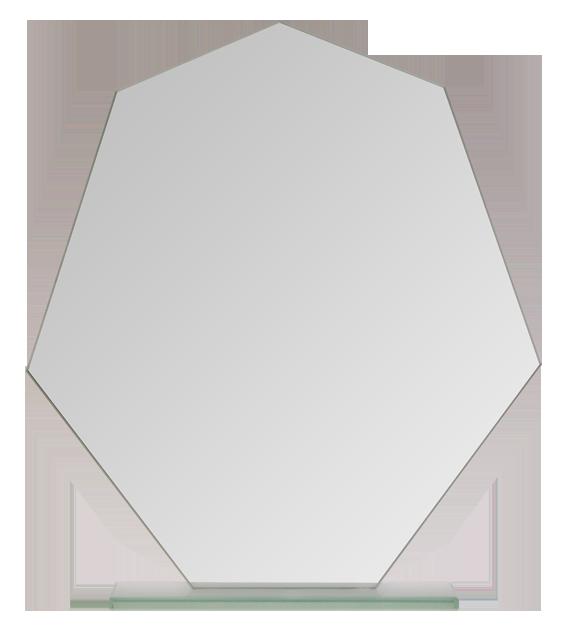 Награда стеклянная M66B 2