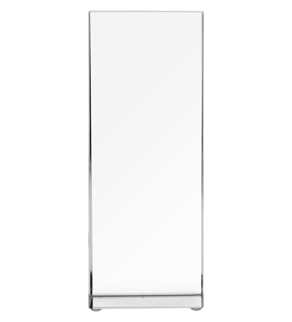 Glastrophäe im Etui  C037 2