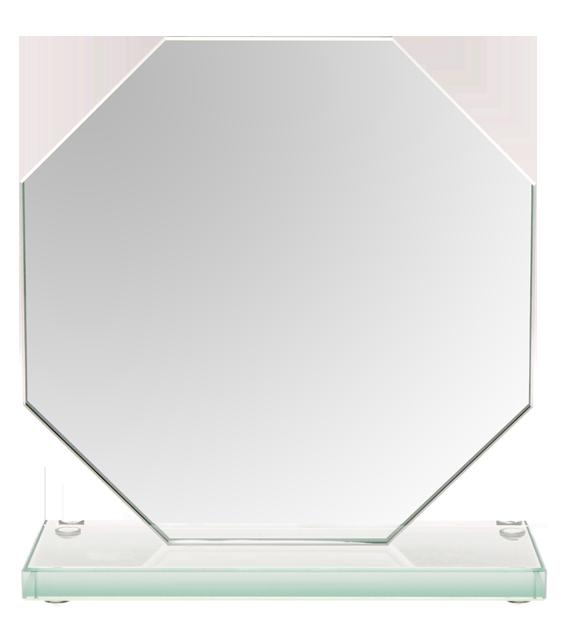 Glass trophy 80012 2