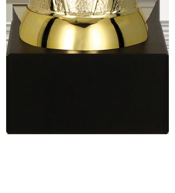 Kunststoff-Pokal Gold 7238MC 5