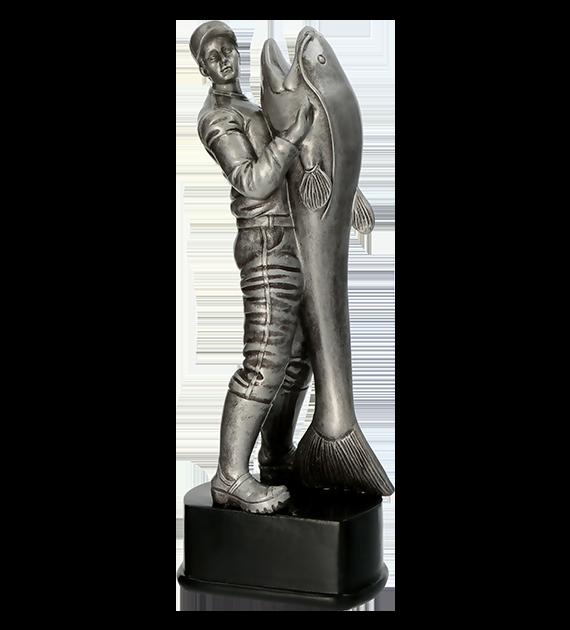 Trofeo di resina – pesca RFST3023/S 1