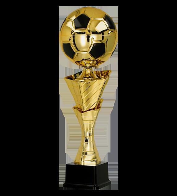 Coppa in metallo oro 4219 1