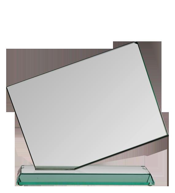 Награда стеклянная G036 2