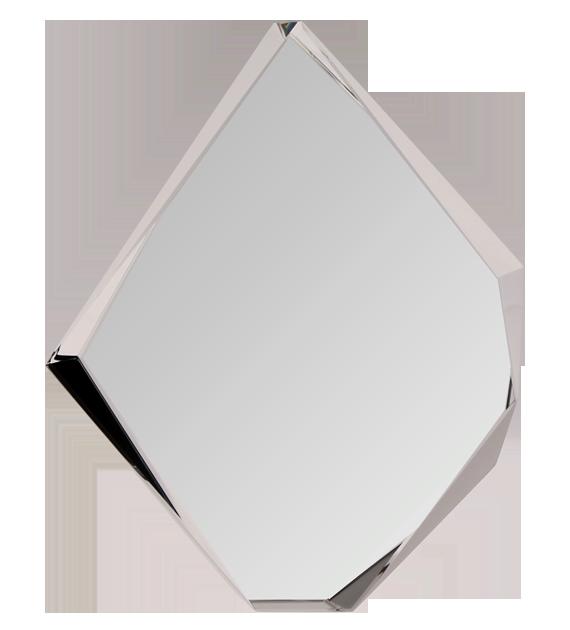 Стеклянная статуэтка с футляром C036 2