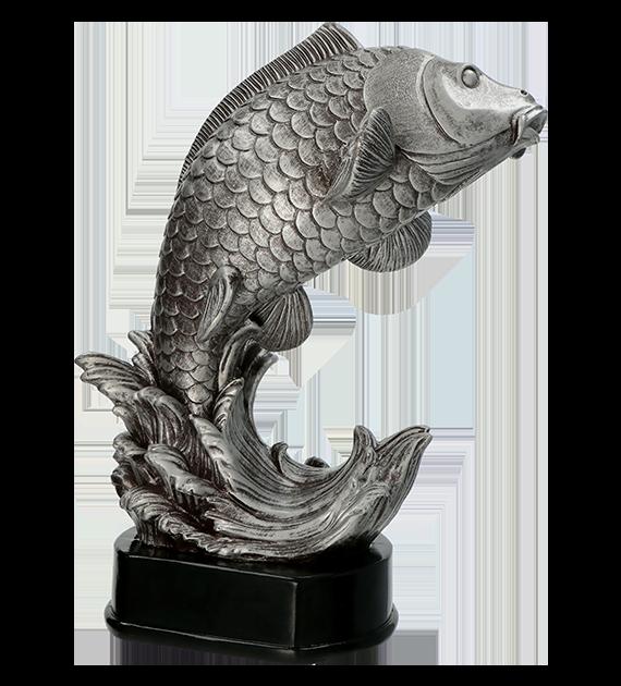 Trofeo di resina – pesca RFST3020 1