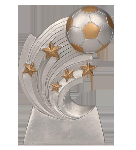 Статуэтка литая - футбол RP2014 2
