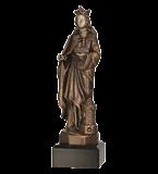 Resin figure - St Barbara RFST3012/BR 1