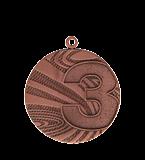 Medal 40 mm, 3rd place - bronze MMC6040/B 11