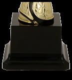 Metall-Pokal Gold/Schwarz NODI BK 7196A 5