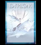 Papierdiplom  - Angelsport  DYP118 1