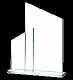 Glass award GS28200 1
