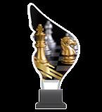 Трофей из оргстекла на площадке CP01/CHE 3