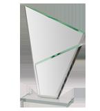 Glass trophy GS802-28 1