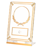 Plastic trophy 50161 1