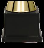 Золотисто-серебряная пластиковая чашка RINO S 8329C 5