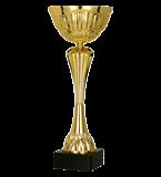 Gold metal cup 8348 1