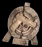 Figurka odlewana - strzelanie RTY2065/BR 1