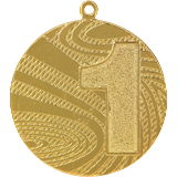 Medal 40 mm, 1st place - gold MMC6040 1