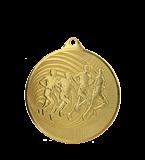 Медаль стальная ходовая 70 мм MMC3071/G 11