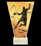 <span>Glastrophäe – Handball<span style='color:#ff0066; font-weight:800;'> - PRODUKTION BIS ZU 5 WERKTAGE</span></span> VL1-D/HAN-PW 4