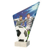 Glass award  – football TG1 SOC 1