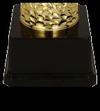 Кубок металлический золото-серебряный BALTA 2071E 5