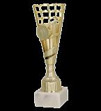 Coppa di plastica oro TARI 9114 1