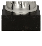 Silver metal cup EVERS 4176C 5