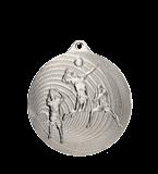 Медаль волейбольная стальная 70 мм MMC3073/S 11