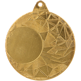 Medal 50 mm, 1st place - gold ME0150 1