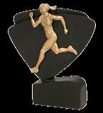 Resin figure - running RFEL5013/BK/G 1