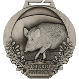 Medal - hunting  MD1470 1
