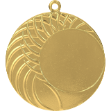 Medal 40 mm, 1st place - gold MMC1040 1