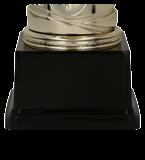 Gold & silver plastic cup SAURON G 9088E 5