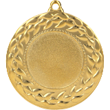 Medal 45 mm, 1st place - gold MMC3045 1