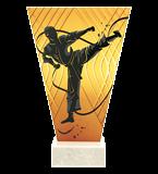 <span>Glastrophäe – Karate<span style='color:#ff0066; font-weight:800;'> - PRODUKTION BIS ZU 5 WERKTAGE</span></span> VL1-D/KAR-PW 4