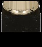 Kunststoff-Pokal Gold/Schwarz OTI BK 7193A 5
