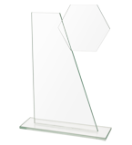 Glass trophy GS612 1