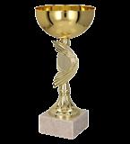 Gold metal cup ZAFIRA 9031 1