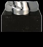 Silver metal cup MIDAS 7099E 5
