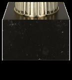 Metall-Pokal Gold/Rot MIRA RD  7155F 5